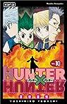 Hunter X Hunter, tome 10