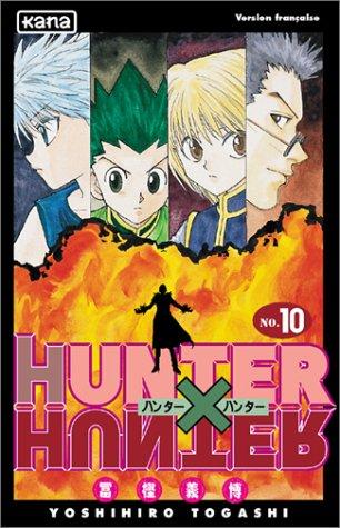 Ebooks France Gratuit: Telechargement Hunter X Hunter, tome 10 En ligne