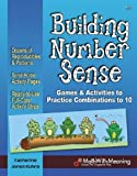 Building Number Sense - Games & Activities to Practice Combinations to 10 (Grades K-1)
