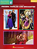Easy Piano CD Play-Along Volume 32: Songs From Frozen, Tangled And Enchanted (Hal Leonard Easy Piano Play-Along)