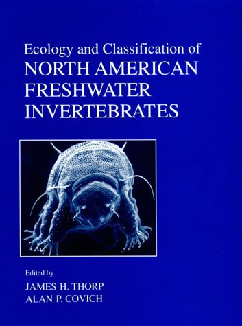 Ecology And Classification Of North American Freshwater Invertebrates front-635946