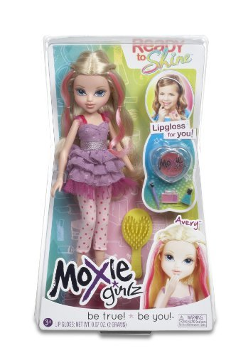Mga Entertainment Moxie Girlz Moxie Girlz Ready To Shine Doll Avery
