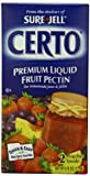 Sure-Jell Certo Fruit Pectin, 6-Ounce Boxes (Pack of 4)