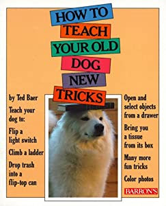 How To Teach Your Old Dog Tricks by Barron's Educational Series