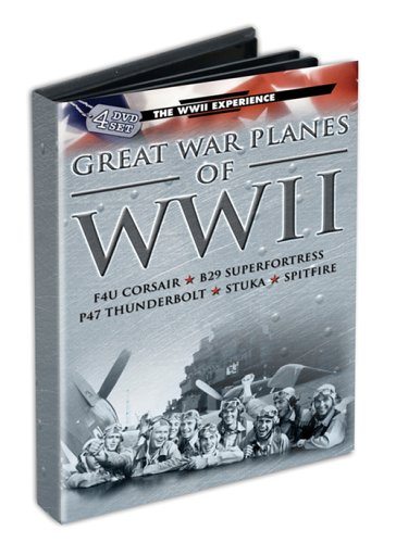 Great War Planes of Wwii [DVD] [Region 1] [US Import] [NTSC]