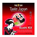 Tiger Tiger Serves 4, Sushi Kit, enth...