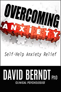 Overcoming Anxiety: Self-help Anxiety Relief by David Berndt PhD ebook deal
