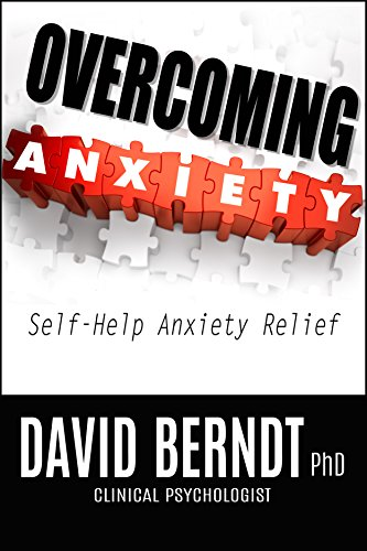 Overcoming Anxiety by David Berndt ebook deal