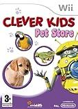 echange, troc Clever Kids: Pet Store (Wii) [Import anglais]