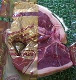 ラム Tボーンステーキ (仔羊骨付きロースとフィレ) 2枚 【販売元:The Meat Guy(ザ・ミートガイ)】 ランキングお取り寄せ