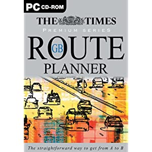 Router on The Times Gb Route Planner  Amazon Co Uk  Software