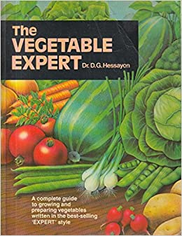 d g hessayon expert books Dr d g hessayon: so, how does the expert's garden grow for more than 50 years, his books have been telling us how to garden here dr dave hessayon.