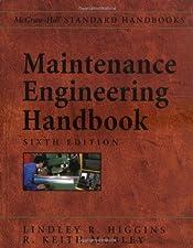 Maintenance Engineering Handbook by Keith Mobley