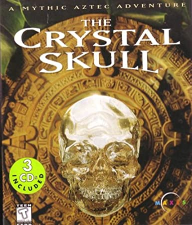The Crystal Skull a Mythic Aztec Adventure