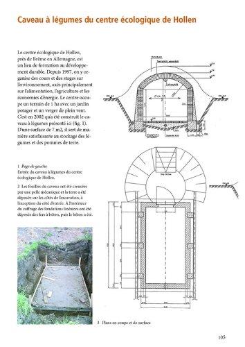 Construire une cave naturelle construction et amenagement d 39 espaces pour - Construire une cave naturelle ...