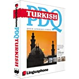 Linguaphone PDQ Turkish (includes 4 CDs)by Cigdem Balim-Hardin