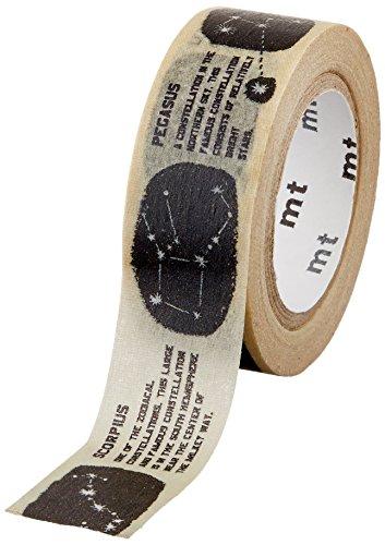 カモ井加工紙 mtマスキングテープ for kids ジグソーパズル MT01KID027 (星座)