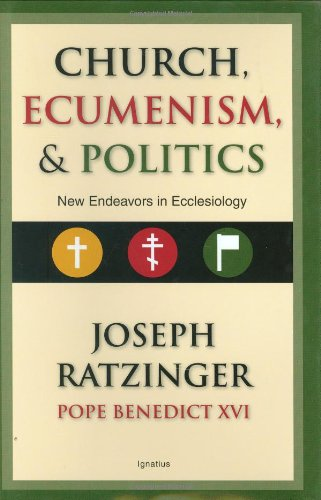 church ecumenism and politics new essays in ecclesiology This essay explores the current conditions for church unity derived from the political and organizational culture of modernity and questions whether a new definition and form of unity is needed as modernity itself undergoes a major transformation.