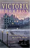 Murder on Marble Row: A Gaslight Mystery