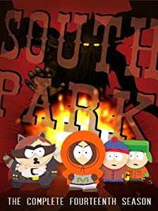South Park: Complete Fourteenth Season [Import USA Zone 1]