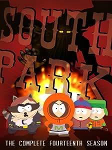 South Park: Complete Fourteenth Season [Import USA Zone 1]