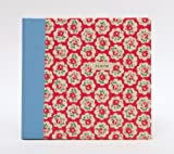 Cath Kidston Album: Provence Roses Red [With Stickers and Labels] Cath Kidston