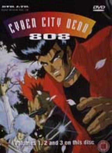 Cyber City Oedo 808: Files 1-3 [DVD] [1999] [NTSC]