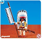 PLAYMOBIL 7660 - Indianerhäuptling (Folienverpackung)