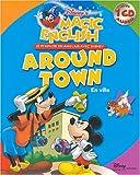 echange, troc Disney - En ville : Around town (1CD audio)