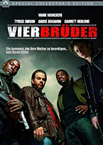 Amazon.com: Four Brothers Movie Poster (27 x 40 Inches ...