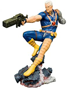Marvel Collection: Cable Fine Art Statue