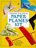 Paper Planes Kit (Paper kits) (0746028318) by Ashman, Iain