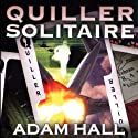 Quiller Solitaire Audiobook by Adam Hall Narrated by Simon Prebble
