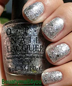 OPI Nail Lacquer, Ms Universe Collection, Crown Me Already, 0.5 Fluid Ounce