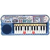 カシオ計算機 電子キーボード 光る鍵盤 24ミニミニ鍵盤 LK-3SB