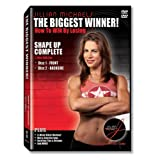 The Biggest Winner - How to Win by Losing - Shape Up Complete (2-Disc DVD Set - Front & Backside) ~ WELLSPRING/GENIUS