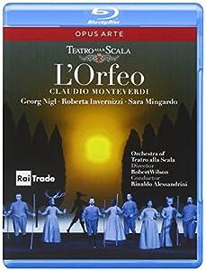 Monteverdi;Claudio L Orfeo [Blu-ray] [Import]