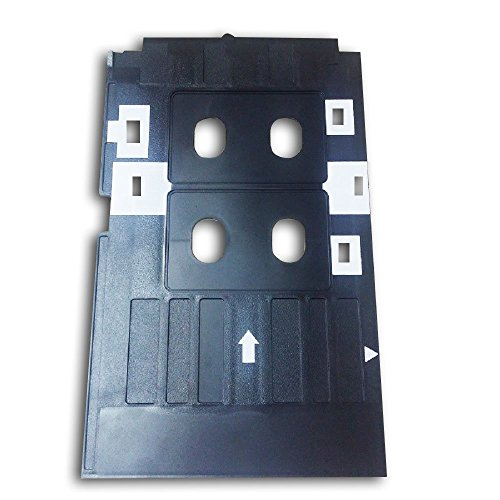 Inkjet PVC ID Card Tray for Epson L800 L801 A50 P50 T50 T60 R260 R270 R280 R290 Rx680 (Pvc Card Tray compare prices)