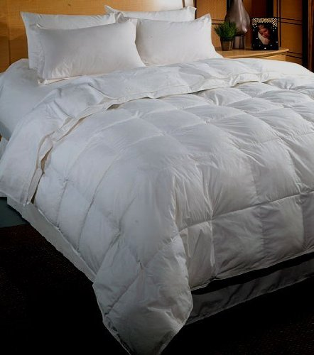 White Down Alternative Comforter - Duvet Cover