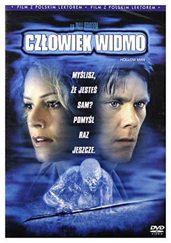 Hollow Man [Region 2] (English audio. English subtitles) by Elisabeth Shue