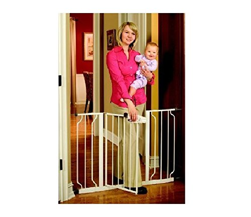 Regalo Easy Step Extra Wide Baby Safety Gate