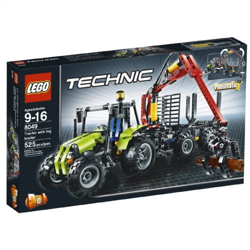 LEGO TECHNIC Log Loader (8049)