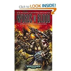 Words of Blood (Warhammer 40k Short Stories)