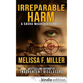 Irreparable Harm (Sasha McCandless Legal Thriller No. 1)