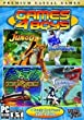 Games 4 Boys: Jungo, Polar Golfer, Reaxxion & Tornado Jockey (Anglais Import) PC