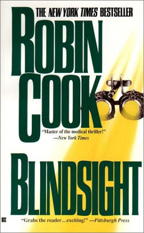 Blindsight, Robin  Cook