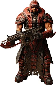 Gears of War Figurine Dominic Santiago 18 cm Neca