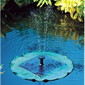 Smart Solar Smart Solar Floating Pond Lily