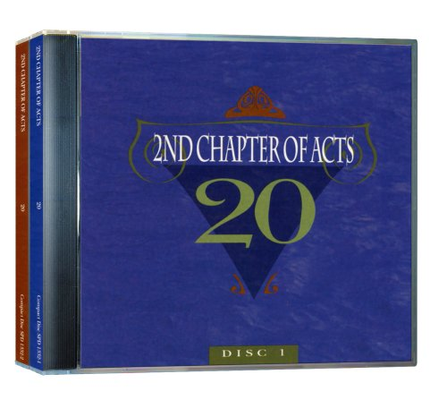 2nd Chapter Of Acts - 2nd Chapter Of Acts [20] (2 disc set) - Zortam Music