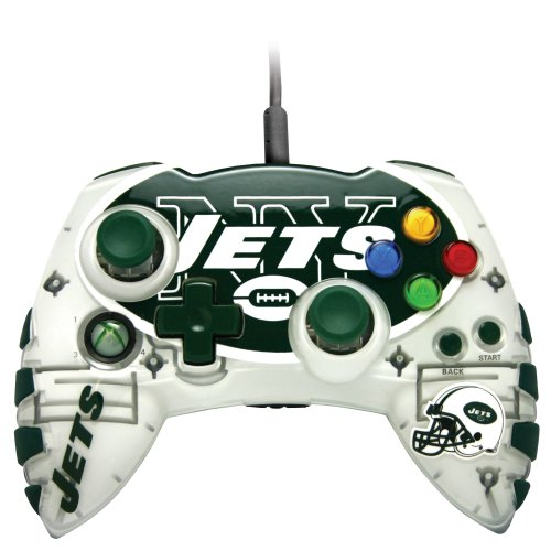 Xbox 360 NFL New York Jets Controller